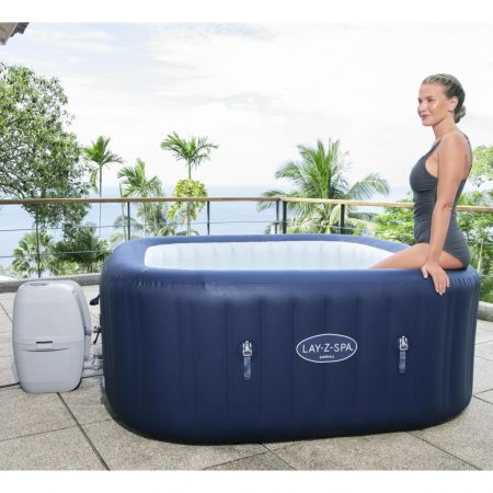 Bestway Lay-Z-Spa Bubbelbad opblaasbaar Hawaii AirJet