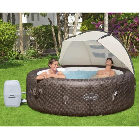Bestway Overkapping Lay-Z-Spa 183x94x109 cm